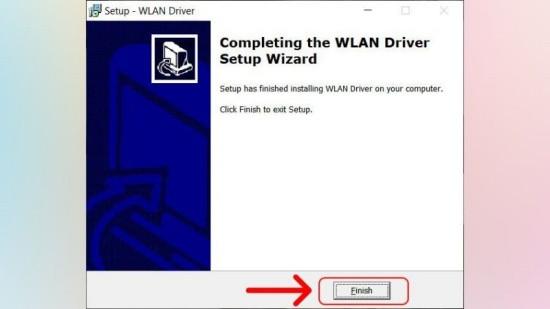 Cài lại Driver Wifi cho Laptop