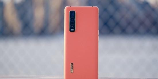Camera sau Oppo Find X2 Pro