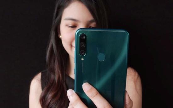 Camera trước Huawei Y6p