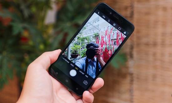 Camera trước Oppo A71k bị hư sẽ ảnh hưởng đến chất lượng