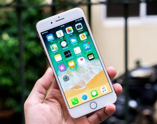 Dấu hiệu cho thấy camera trước iPhone 8 Plus đã bị hư hỏng