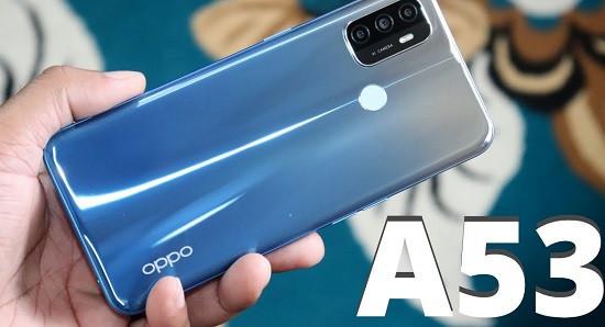 Dấu hiệu cho thấy Oppo A53 bị hư loa ngoài