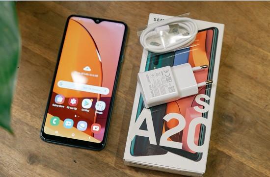 Dấu hiệu cho thấy Samsung A20s hư loa trong