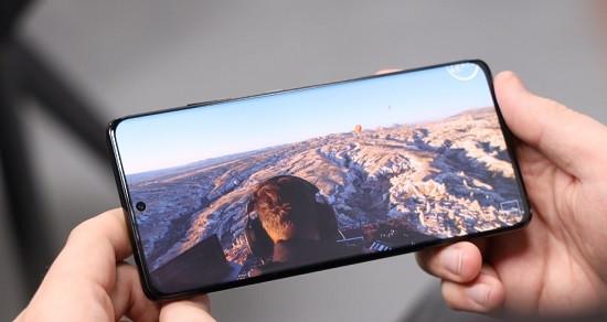 Dấu hiệu Samsung S21 Ultra chai pin