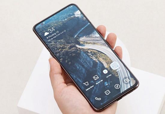Dấu hiệu thay loa trong Samsung A80