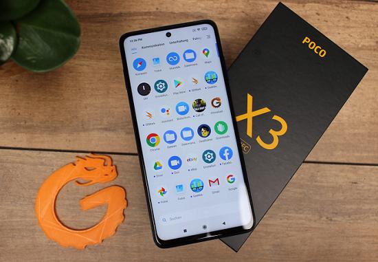 Dịch vụ thay pin Xiaomi POCO X3 NFC