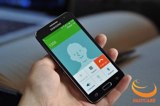 Điện thoại Samsung bị chặn cuộc gọi đi