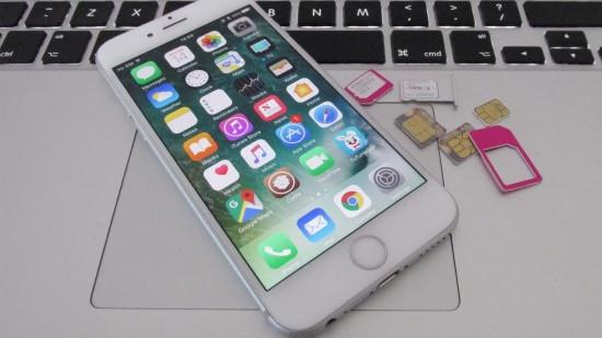 iPhone 7 Plus bị chảy mực màn hình