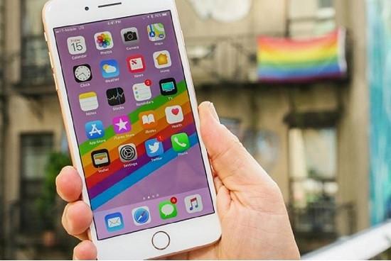 Tình trạng gặp phải của iPhone 8 Plus khi hư loa