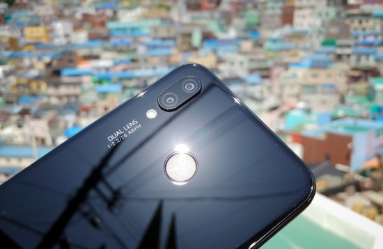 Kính camera Huawei Nova 3e