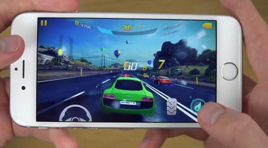 Nếu iPhone 6 Plus bị hư loa ngoài, bạn sẽ phải chơi game mà không có tiếng