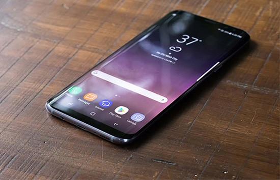 Lỗi Samsung S8 Plus bị giật lag