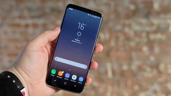 Lỗi Samsung S9 Plus bị sọc màn hình