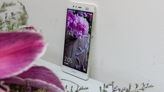 Màn hình Huawei P9 hiển thị tốt
