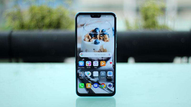 Màn hình Huawei Y9 2019