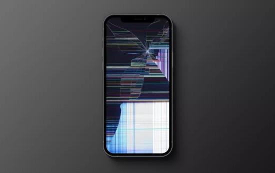 Nếu màn hình 12 Pro Max bị hư hỏng, bạn sẽ gặp nhiều khó chịu