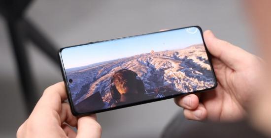 Màn hình Samsung S21 Ultra