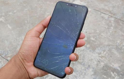 Mặt kính Huawei Y9 2019 bị bể