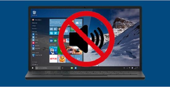 Nguyên nhân laptop không nghe được âm thanh