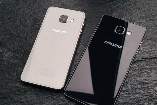 Samsung A5 2017 có độ hoàn thiện cao
