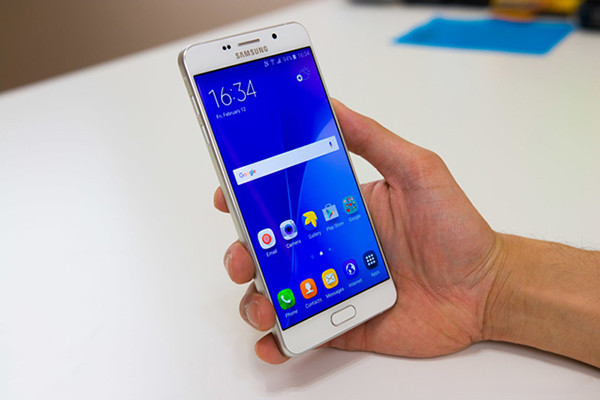 Samsung A7 2016 bị lỗi cảm ứng