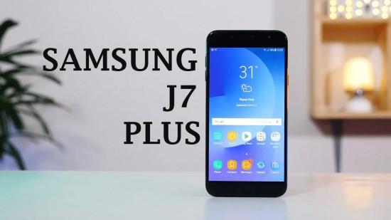 Samsung J7 Plus là thiết bị khá nổi bật trong phân khúc tầm trung