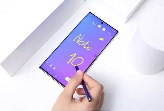 Biểu hiện Samsung Note 10 hư hỏng loa ngoài