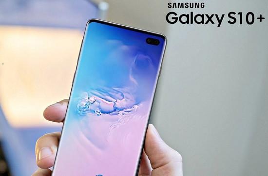 Điện thoại Samsung S10 Plus đang được nhiều người yêu thích