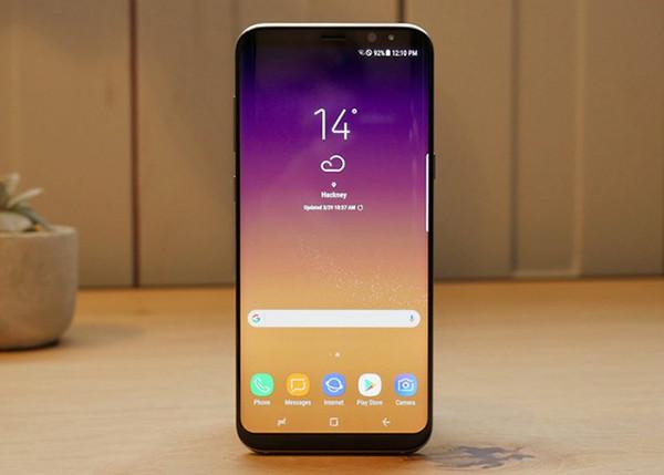 Samsung S8 Plus bị treo máy