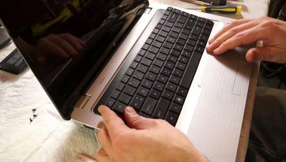 Thay bàn phím laptop HP tại Fastcare