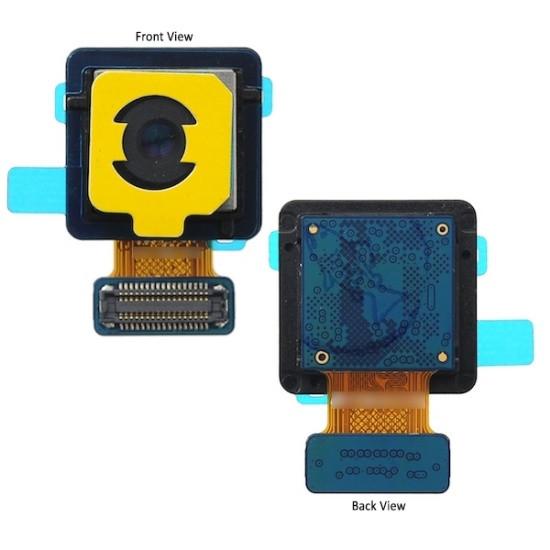 Thay camera sau Samsung A8 Plus