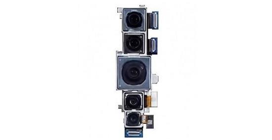 Thay camera sau Xiaomi Mi Note 10 Pro uy tín
