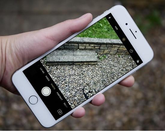 Thay camera trước iPhone 8 uy tín