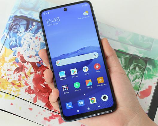 Thay camera trước Xiaomi Redmi Note 9 giá rẻ