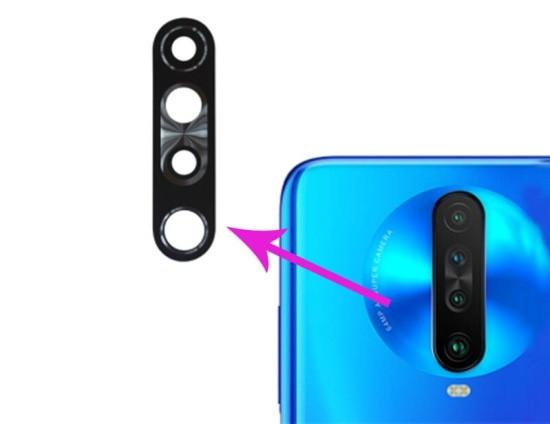 Thay kính camera Xiaomi Redmi K30