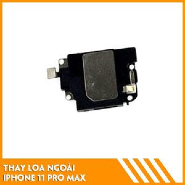 thay-loa-ngoai-iphone-11-pro-max