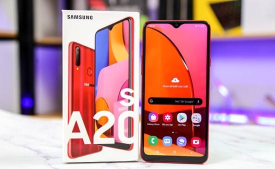 Thay loa ngoài Samsung A20s uy tín
