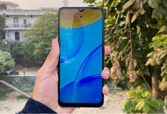 Thay loa trong Oppo A15s uy tín