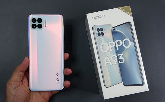Thay loa trong Oppo A93 uy tín