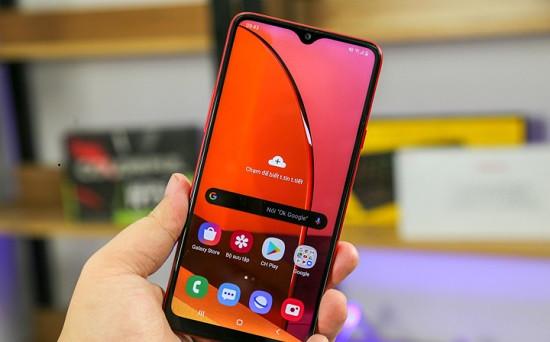 Thay loa trong Samsung A20s uy tín