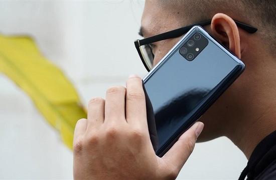 Thay loa trong Samsung M51 uy tín tại thành phố Hồ Chí Minh