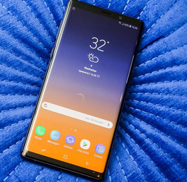 Thay loa trong samsung note 9 uy tín