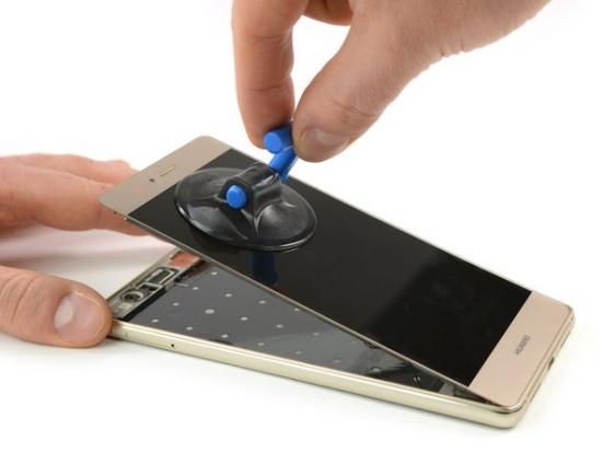 Thay màn hình Huawei P9 Lite