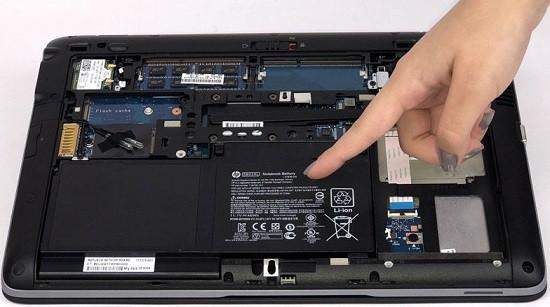 Thay pin laptop HP giá rẻ uy tín tại thành phố Hồ Chí Minh
