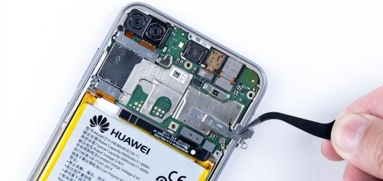Thay pin Huawei Honor 9 Lite