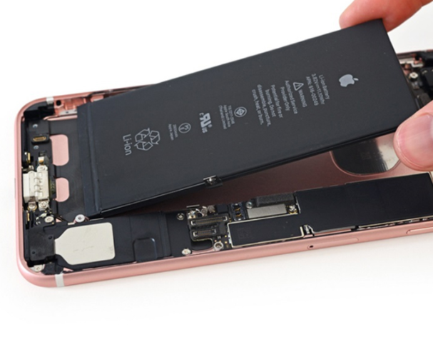 Thay pin iphone tại Fastcare
