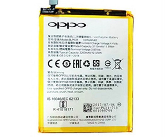 Thay pin Oppo A15s chất lượng cao