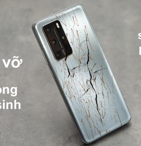 dấu hiệu bạn cần thay vỏ điện thoại Huawei