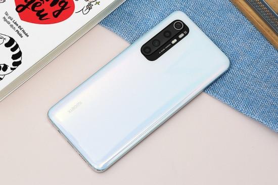 Vỏ Xiaomi Mi Note 10 Lite