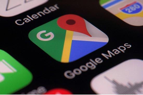 Xem lại ứng dụng Google maps